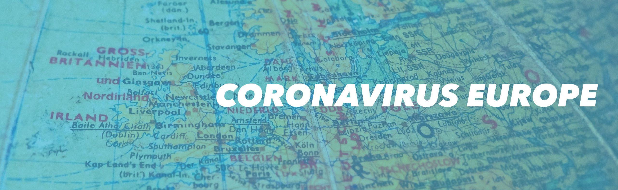 coronavirus statistiques europe