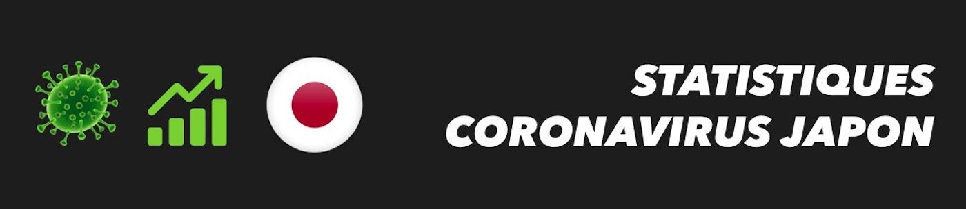 coronavirus statistiques nombre de cas japon header