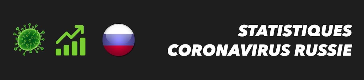 statistiques coronavirus nombre de cas en russie header