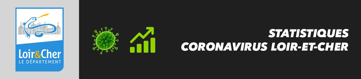 statistiques et nombre de cas coronavirus en loir-et-cher