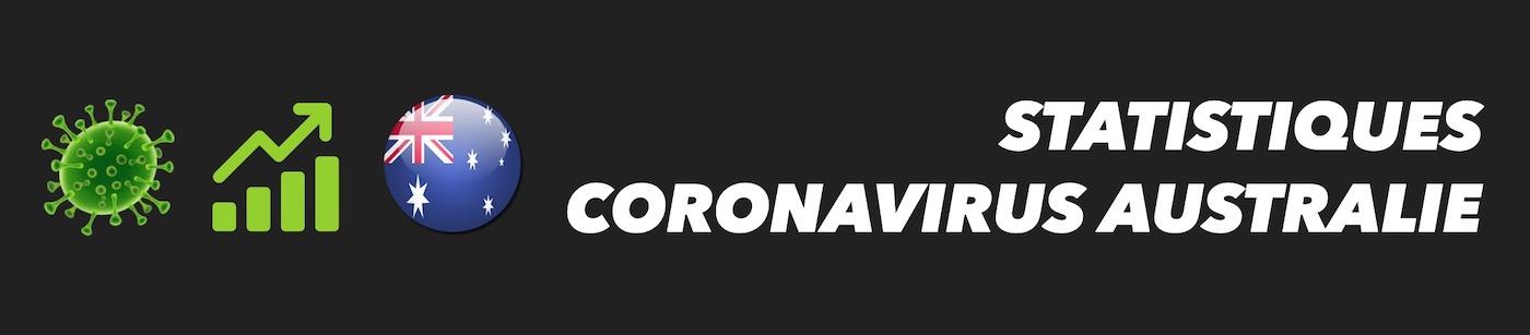 statistiques nombre de cas coronavirus australie header
