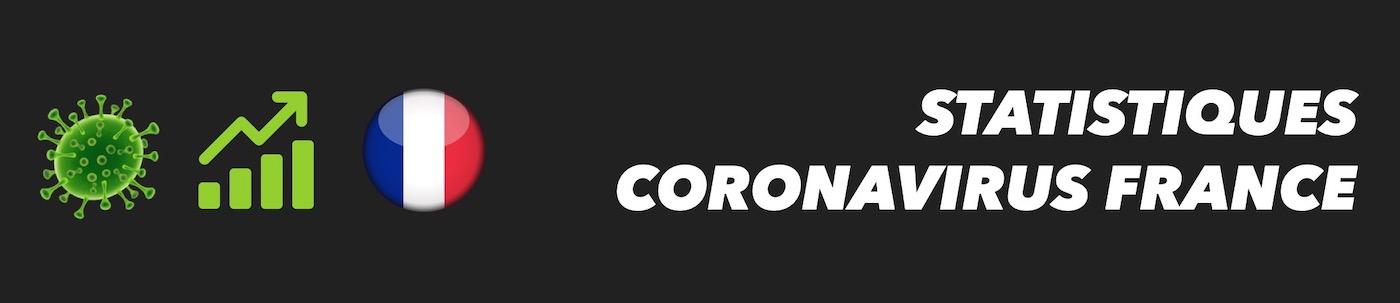 statistiques nombre de cas coronavirus france header